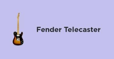 Fender Telecaster Palembang
