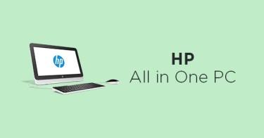 HP AIO PC
