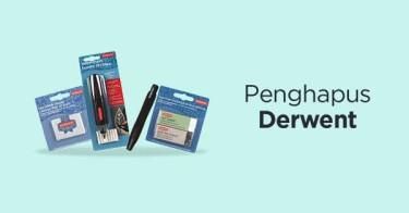 Penghapus Derwent Bandung