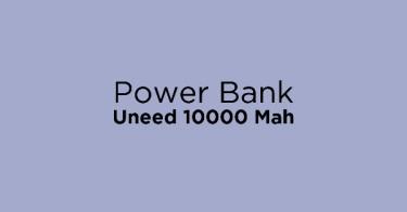 Power Bank Uneed 10000 Mah