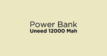 Power Bank Uneed 12000 Mah