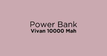 Power Bank Vivan 10000 Mah