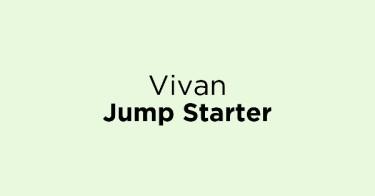 Vivan Jump Starter