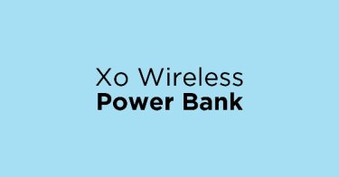 Xo Wireless Power Bank