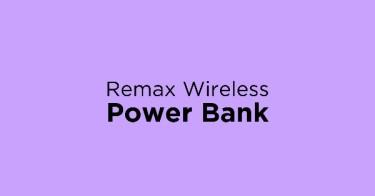 Remax Wireless Power Bank