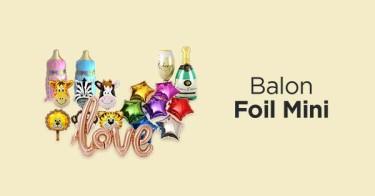 Balon Foil Mini