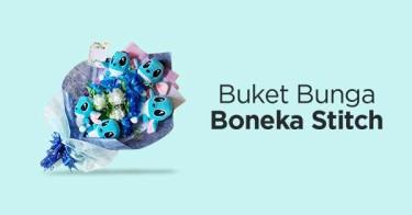 Jual Buket Boneka Stitch dengan Harga Terbaik dan Terlengkap
