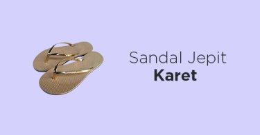 Sandal Jepit Karet DKI Jakarta