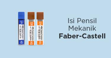 Isi Pensil Mekanik Faber-Castell Bandung