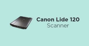 Canon Lide 120 Scanner Bandung
