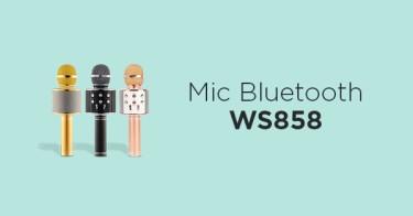 Mic Bluetooth WS858 Jakarta Timur