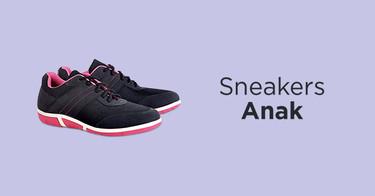 Sneakers Anak Bandung Barat