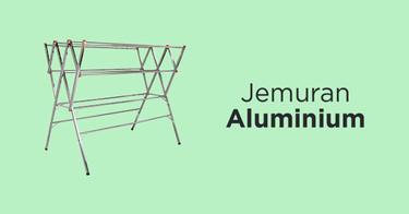 Jemuran Aluminium