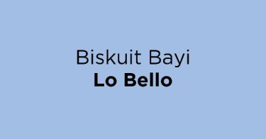 Biskuit Bayi Lo Bello