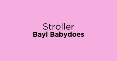 Stroller Bayi Babydoes Bandung