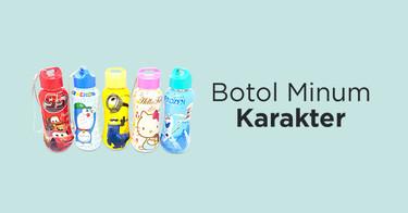 Botol Minum Karakter