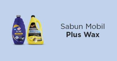 Sabun Cuci Plus Wax