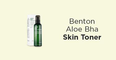 Benton Aloe BHA Skin Toner Bandung