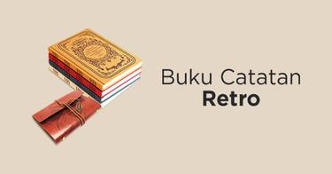 Buku Catatan Retro