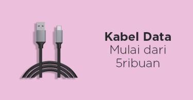 Kabel Data Mulai Dari 5ribuan
