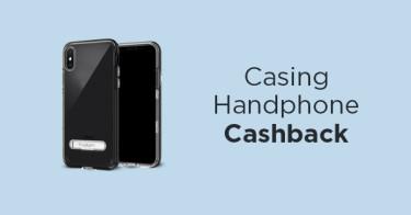 Casing Handphone Cashback