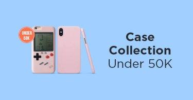 Case Collection Under 50K
