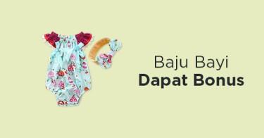 Baju Bayi Bonus