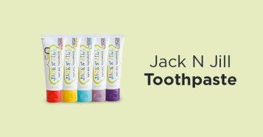 Jack N Jill Toothpaste