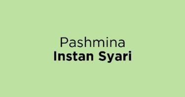 Pashmina Instan Syari Bandung