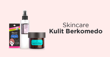 Skincare Kulit Berkomedo