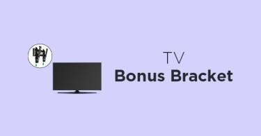 Paket TV Bracket