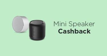 Mini Speaker Pilihan