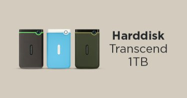 Harddisk Transcend 1TB Jawa Barat