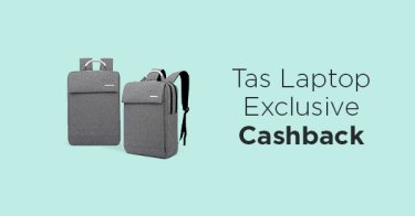 Tas Laptop Cashback