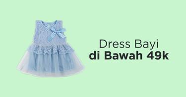 Dress Bayi DKI Jakarta