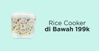 Rice Cooker Promo