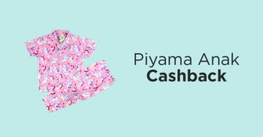 Piyama Anak Cashback