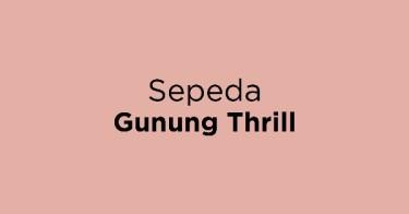 Sepeda Gunung Thrill Bogor