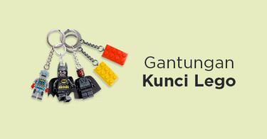 Gantungan Kunci Lego