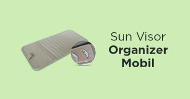 Sun Visor Organizer Mobil Bandung