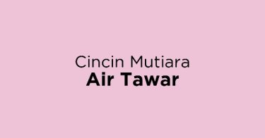 Cincin Mutiara Air Tawar DKI Jakarta