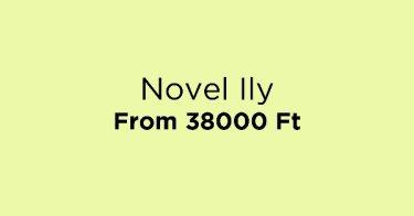 Novel Ily From 38000 Ft