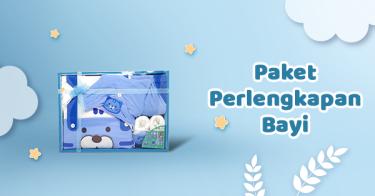 Paket Perlengkapan Bayi Aceh