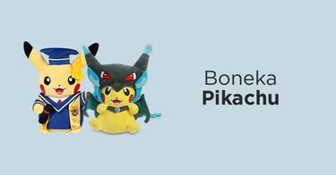 Jual Boneka Pikachu  26be72b242