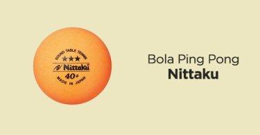 Bola Pingpong Nittaku