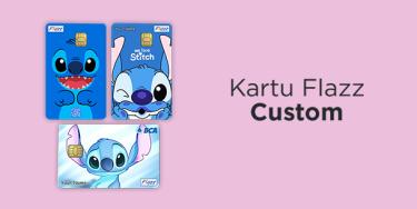 Kartu Flazz Custom
