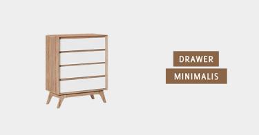 Drawer Minimalis
