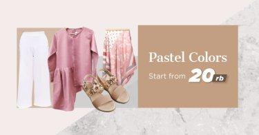 Sweet in Pastels