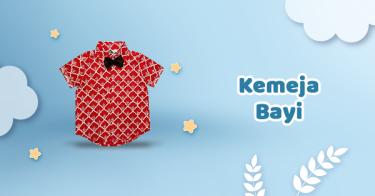 Kemeja Bayi Kabupaten Bogor
