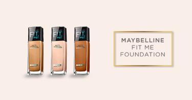 Maybelline Fit Me Foundation Sumatera Selatan